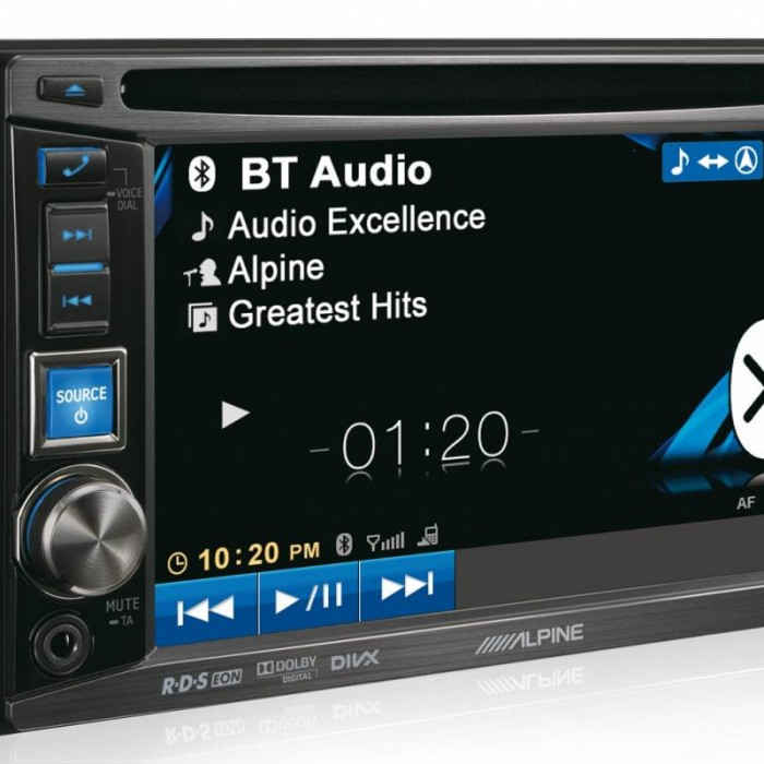 Alpine IVE-W535BT